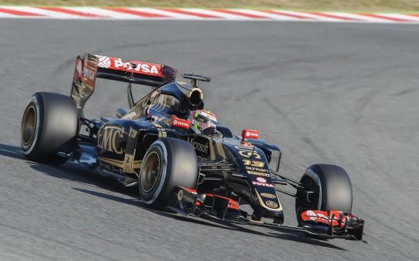 F1-2015-MONTMELO-19-Fevrier-LOTUS-MERCEDES-de-PASTOR-MALDONADO-Photo-Antoine-CAMBLOR.