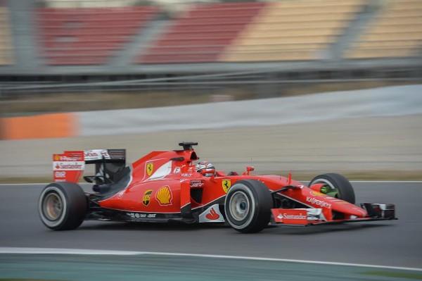 F1-2015-MONTMELO-26-Janvier-FERRARI-RAIKKONEN-Photo-Antoine-CAMBLOR
