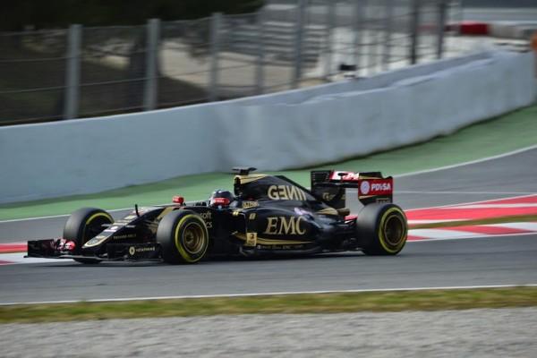 F1-2015-MONTMELO-Jeudi-26-fevrier-ROMAIN-GROSJEAN-Photo-Max-MALKA