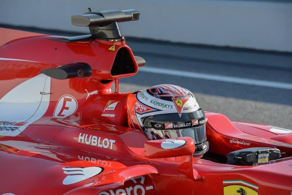 F1-2015-MONTMELO-Team-FERRARI-KIMI-RÄIKKONEN-Photo-Antoine-CAMBLOR