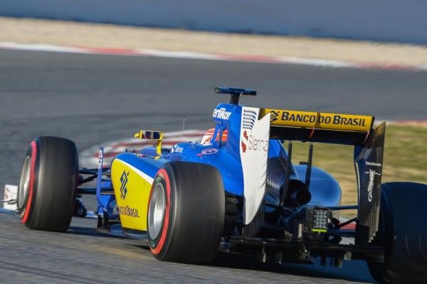 F1-2015-MONTMELO-Test-22-février-FELIPE-NASR-SAUBER-FERRARI-Photo-Antoine-CAMBLOR