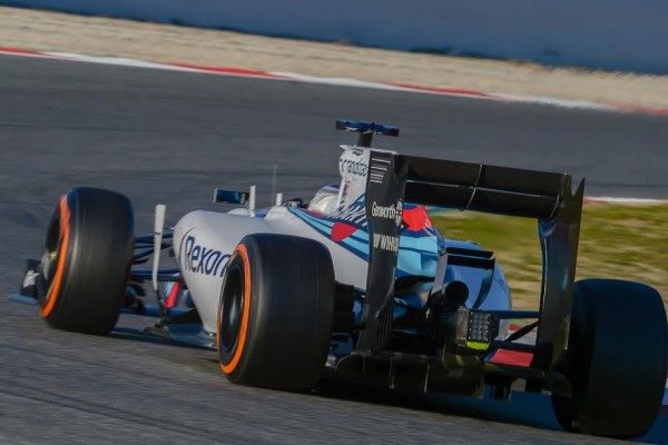 F1-2015-MONTMELO-Test-22-février-VALTTERI-BOTTAS-WIILLIAMS-Photo-Antoine-CAMBLOR.