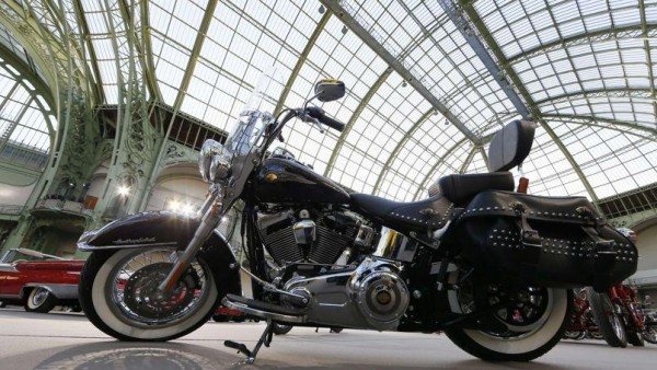 HARLEY-du-pape-HERITAGE-SOFTAIL-CLASSIC