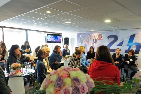 LE MANS ET LES FEMMES - Conference mardi 24 fevrier 2015.