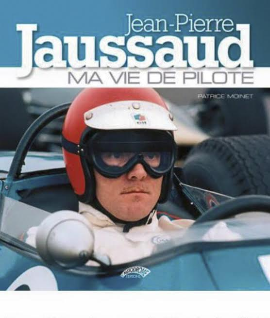 LIVRE sur la carriére de Jean Pierre JAUSSAUD