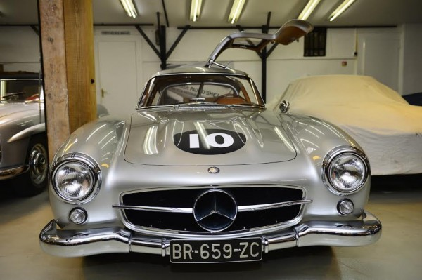 MERCEDES-300SL-de-PAUL-SHEA-PHIL-HILL-Atelier-CLASSIC-SPORT-LEICHT-photo-Max-MALKA