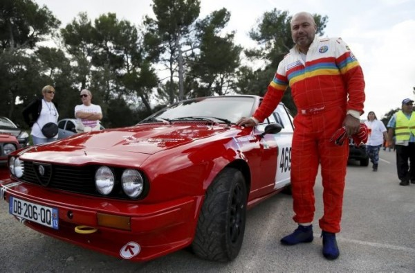 Philippe-David-et-son-Alfa-GTV6-Groupe-A-VH-rallye-Mistral-2014.