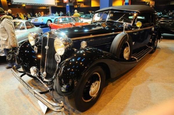 Rétromobile-2015-Horch-Auto-Union-chez-Artcurial