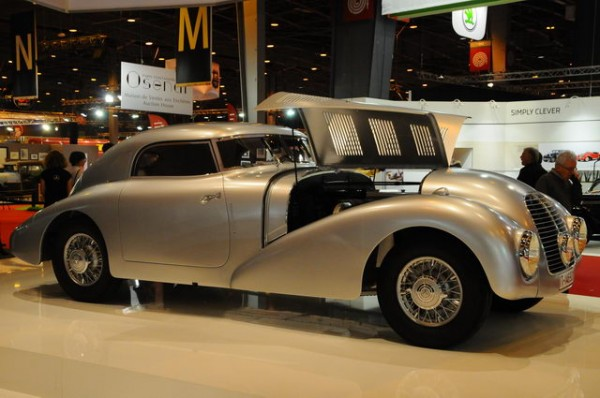 RETROMOBILE-2015-Le-Stand-MERCEDES