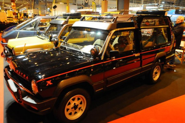 RETROMOBILE-2015-Stand-MATRA-Le-RANCHO