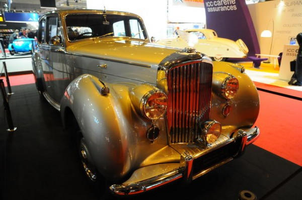 RETROMOBILE-2015-Stand-ROLLS-ROYCE