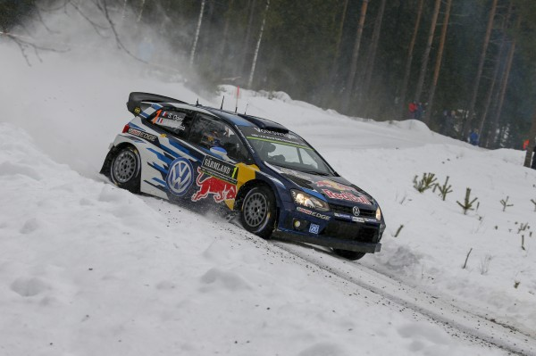 SUEDE 2015 -Seb OGIER-VW POLO WRC