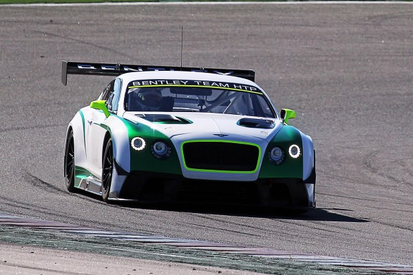 TROPHEE BLANCPAIN BENTLEY TEAM HTP.