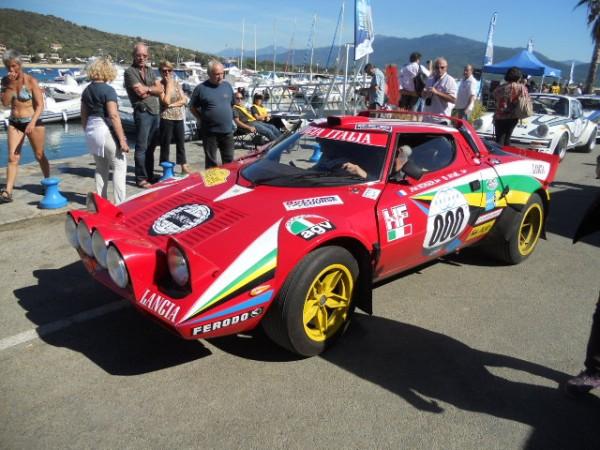 Tour de Corse Historique 2012 LANCIA STRATOS