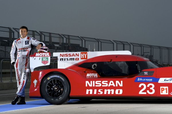Le Mans 2015 NISSAN Jan MARDENBOROUGH