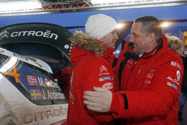 WRC-2014-SUEDE-Yves-MATTON-et-Mads-OSTBERG-Team-CITROEN