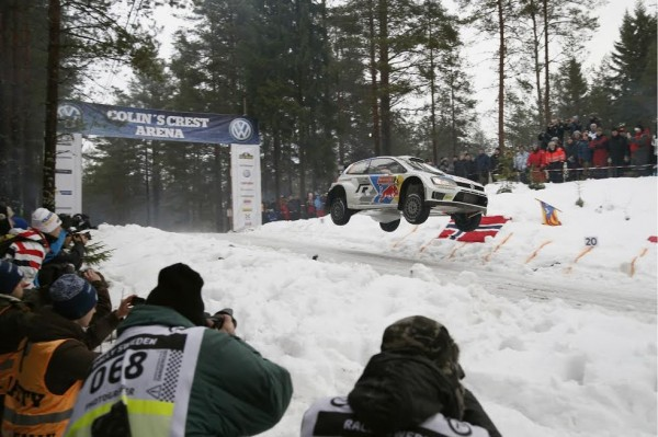 WRC-2015-Presentation-Rallye-SUEDE-VW-POLO-Seb-OGIER-en-2014