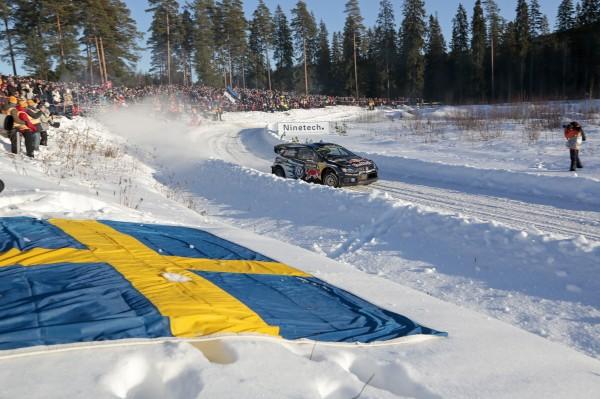 WRC 2015 SUEDE - La POLO WRC de Jari Matti LATVALA
