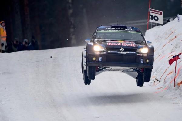 WRC 2015 SUEDE POLO WRC de Seb OGIER
