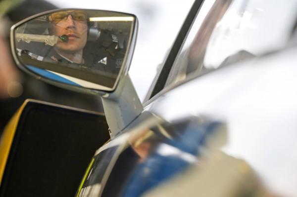 WRC 2015 SUEDE - TEAM VW - LATVALA portrait.