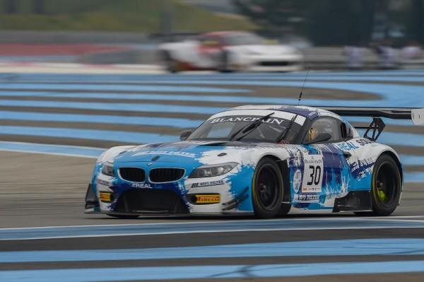 BLANCPAIN-2015-PAUL-RICARD-Essai-Classic-Modern-Racing-BMW-Z4-GT3. 12 mars 2015