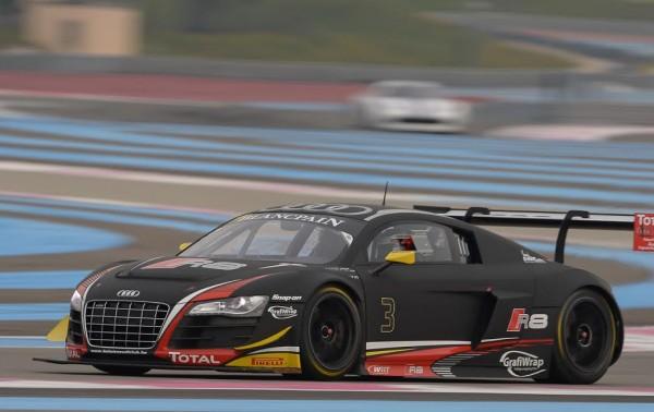 BLANCPAIN-2015-PAUL-RICARD-Essai-PRO-CUP-Belgian-Audi-Club-Team-WRT-Audi-R8-LMS-ultra - 12 mars 2015