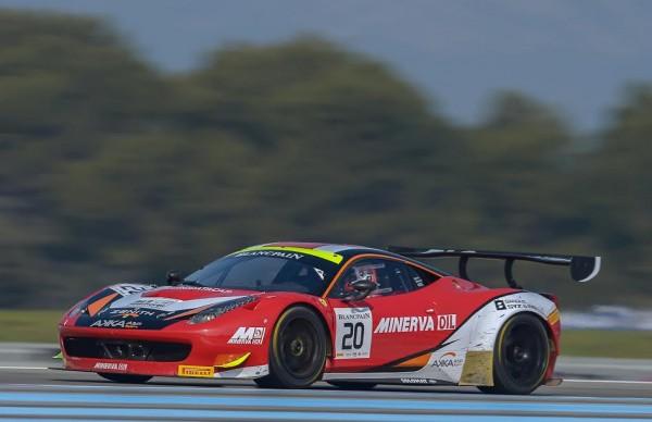 Blancpain-2015-Cricuit-Paul-Ricard-Ferrari-F458-de-Jean-Luc-Beaubelique-Philippe-Giaude-Team-AKKA-Sofrev-Photo-Antoine-Camblor