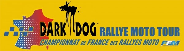 DARK DOG MOTO TOUR Logo
