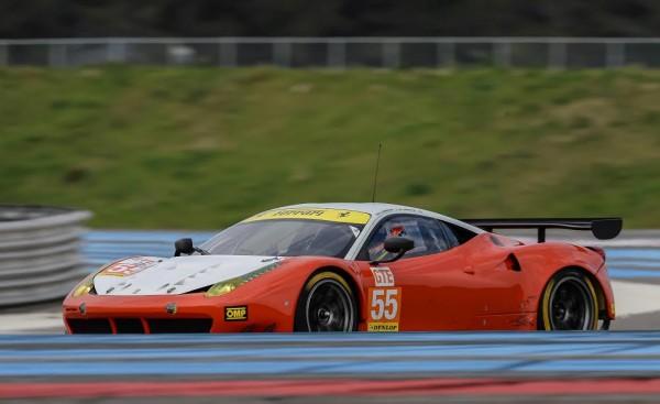 ELMS-2015-Circuit-PAUL-RICARD-FERRARI-458-N°55-AF-Corse-CAMEON-GRIFFIN-Photo-Antoine-CAMBLOR