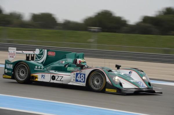 ELMS-2015-Circuit-PAUL-RICARD-ORECA-03R-NISSAN-N°48-du-Team-Irlandais-MURPHY-Prototypes-sous-la-pluie-mardi-24-mars-Photo-Antoine-CAMBLOR