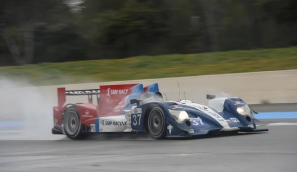 ELMS-2015-Circuit-PAUL-RICARD-Une-des-ORECA-03-NISSAN-N°37-du-Team-RUSSE-SMP-Photo-Antoine-CAMBLOR.