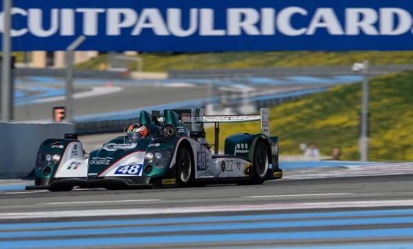 ELMS 2015 -PAUL RICARD 23 Mars - ORECA 03 SMP Racing - Photo Antoine CAMBLOR
