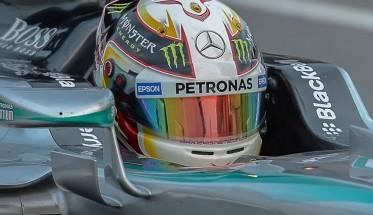 F1 2015 -  LEWIS  HAMILTON  -  Photo Antoine CAMBLOR