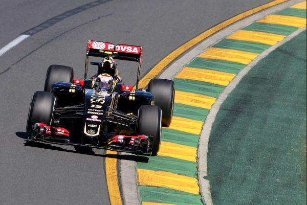 F1-2015-MELBOURNE-LOTUS-MERCEDES-de-ROMAIN-GROSJEAN