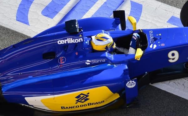 F1-2015-MONTMELO-27-FEVRIER-SAUBER-de-MARCUS-ERICCSON-Photo-MAX-MALKA