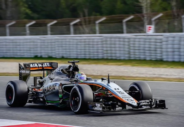 F1-2015-MONTMELO-Dimanche-1er-mars-SERGHIO-PEREZ-FORCE-INDIA-MERCEDES-Photo-Antoine-CAMBLOR.