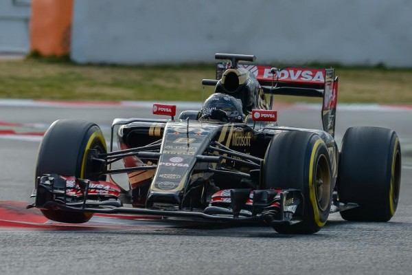 F1-2015-MONTMELO-Test-26-fevrier-GROSJEAN-Photo-Antoine-CAMBLOR
