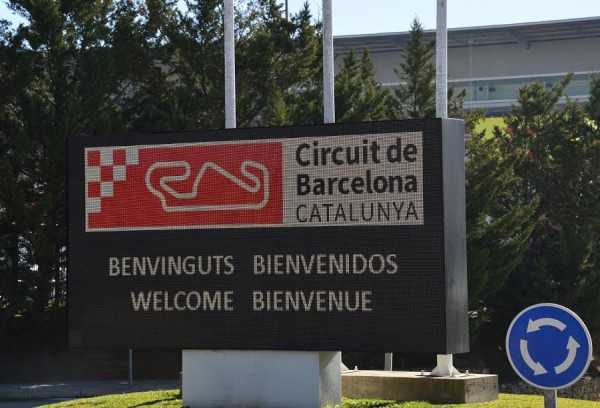 F1 2015 MONTMELO - Test Samedi 28 fevrier - FORMULA ONE TESTS DAYS - Bienvenue à CATALUNYA Photo MAX MALKA