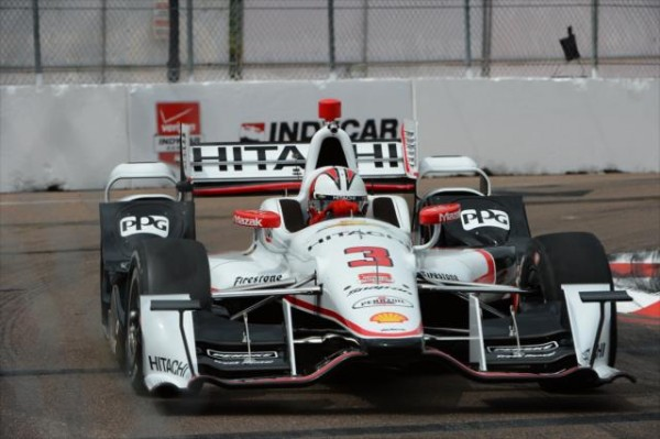 INDYCAR-2015-ST-PETERSBURG-Helio-CASTRONEVES-Team-PENSKE.