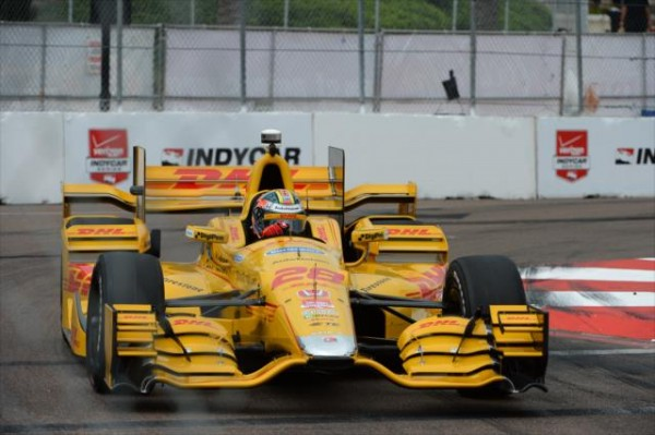 INDYCAR-2015-ST-PETERSBURG-RYAN-HUNTER-REAY