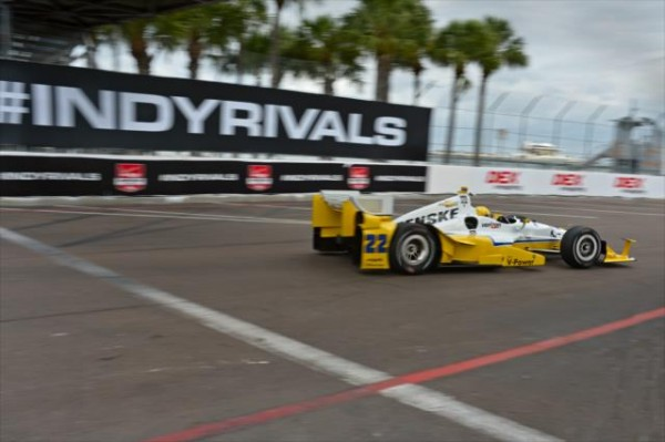 INDYCAR-2015-ST-PETERSBURG-WILL-POWER-du-Team-PENSKE