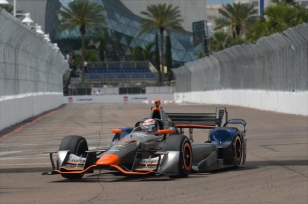 INDYCAR-2015-ST-PETERSBURG-STEFANO-COLETTI