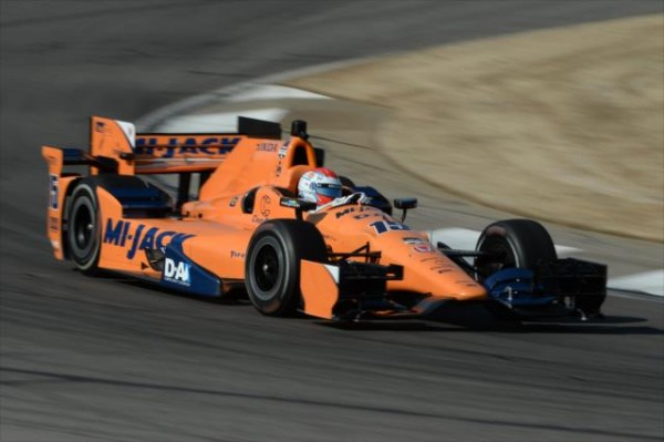 INDYCAR-2015-Test-BARBER-en-ALABAMA-le-17-mars-GRAHAM-RAHAL
