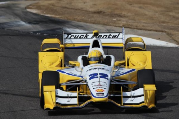 INDYCAR-2015-Test-BARBER-en-ALABAMA-le-17-mars-SIMON-PAGENAUD-TEAM-PENSKE.