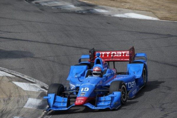 INDYCAR-2015-Test-BARBER-en-ALABAMA-le-17-mars-TONY-KANAAN