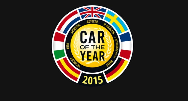 LOGO CAR OF THE YEAR 2015