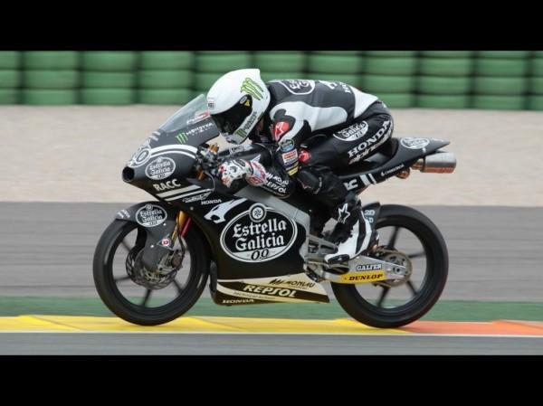 MOTO 3 2015 Test fevrier SILVERSTONE- FABBIO QUARTARARO.j
