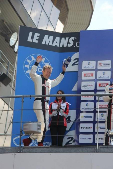 PORSCHE-CARRERA-CIP-2014-Le-MANS-Christophe-LAPIERRE-le-vainqueur-B-course-1-Samedi-26-avril