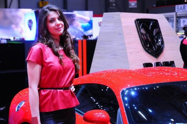 Salon Geneve 2015 - Dodge RAM