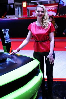 Salon de Geneve 2015 - Dodge RAM
